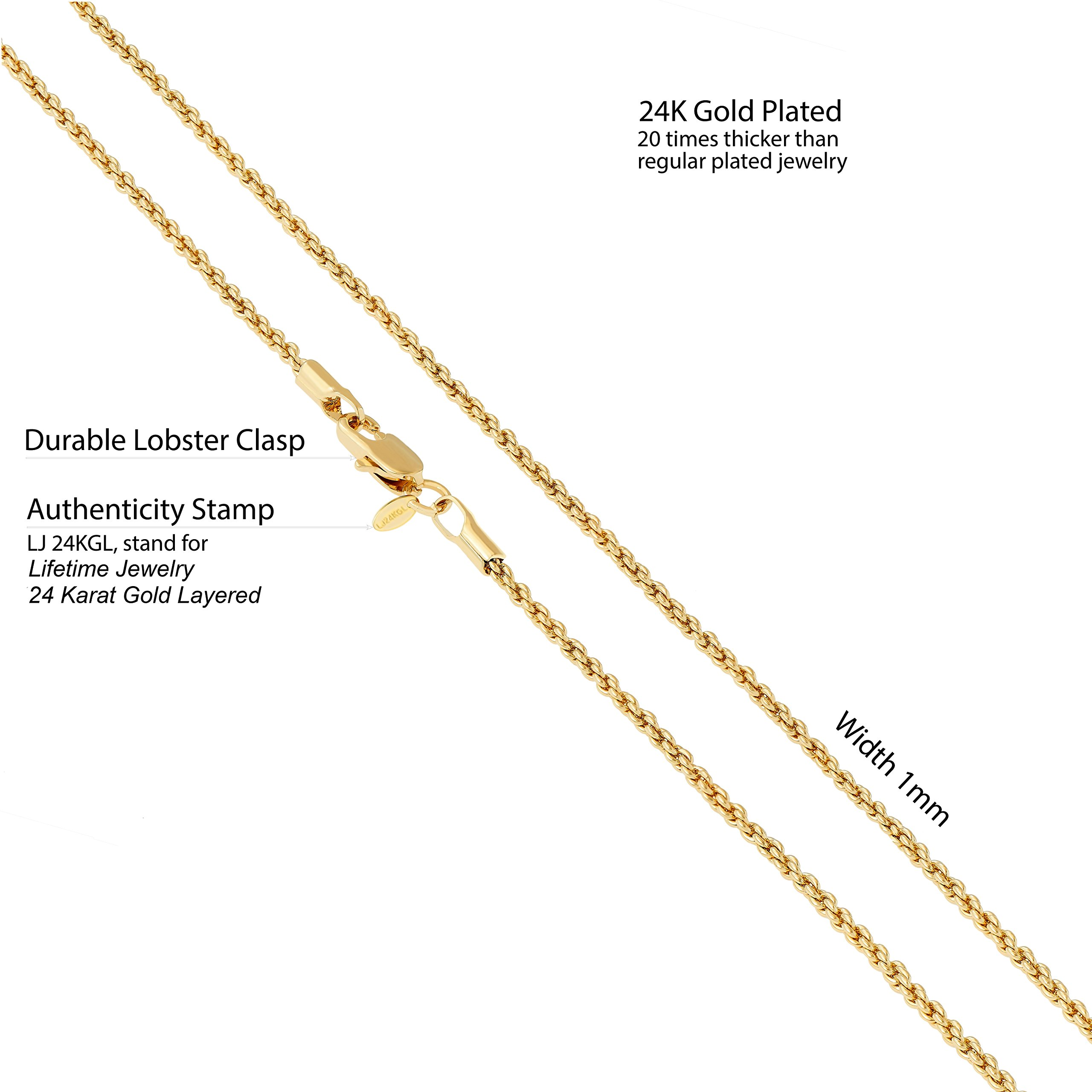 chain yellow regular boyfriend gold dazzling husband chains men for saizen