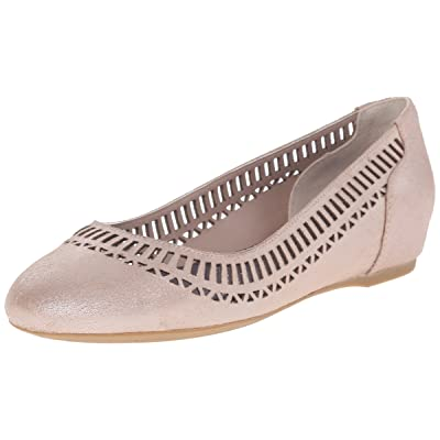 Rockport Women's Total Motion 20mm Lazer Cut Out Ballet Ballet Flat | Flats