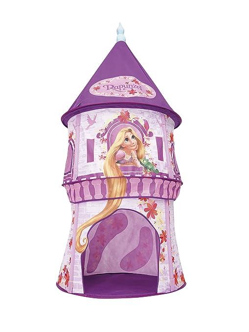 Disney Torre de Rapunzel (tienda de campaña) [Versión en inglés]