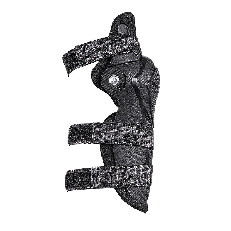 0256-207 ONeal Pumpgun Kinder MX Knie Protektor Carbon Optik Schienbein Schoner Motocross Enduro