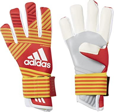 Olla de crack De nada abajo  Adidas Unisex ACE Trans Climawarm Goalkeeper Gloves: Amazon.co.uk: Clothing