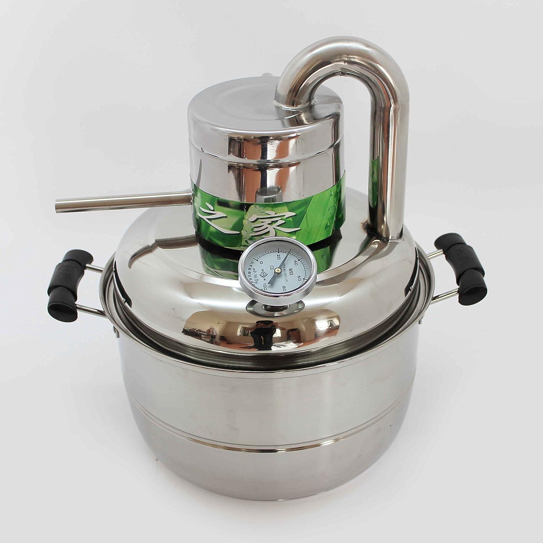 Amazon 10L water distiller essential oil distiller lavender