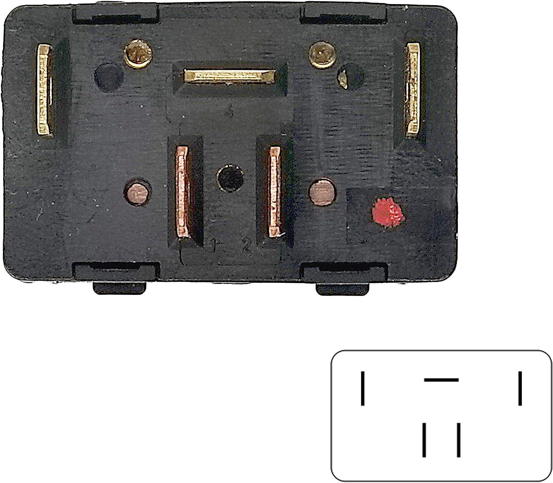 Fensterheber Schalter 5pins 4A0959855A