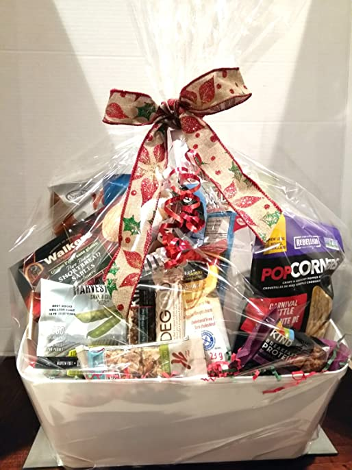 A gluten free gift basket great gift for a special occasion a gluten free gift basket great gift for a special occasion negle Images