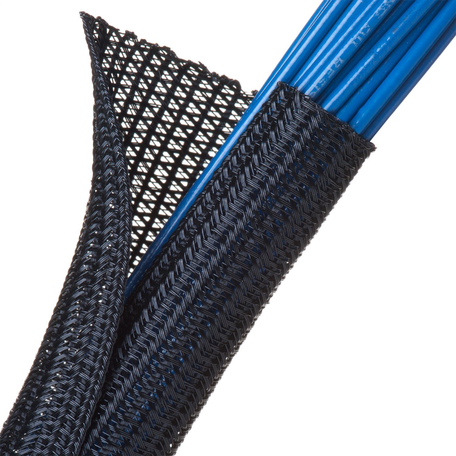 f6 – Self折り返しBraided Sleeving – 3 / 4