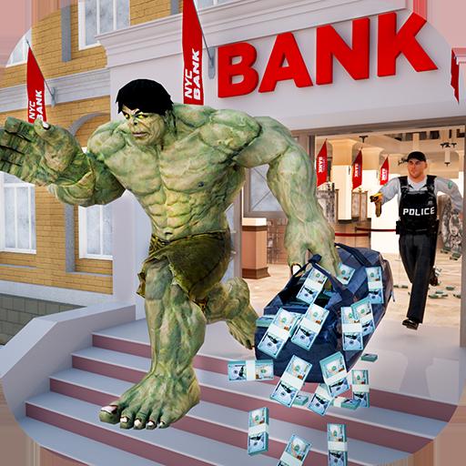 YC Bank Robbery Escape Plan ()