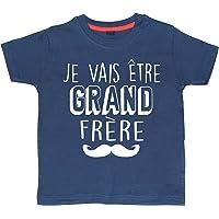 Edward Sinclair 'Je Vais être Grand Frère' T-Shirt pour Enfants