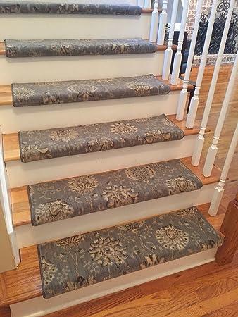 6 Colors Handmade Wool TRUE Bullnose Stair Tread Wools Of New Zealand  Emporium (35u0026quot;