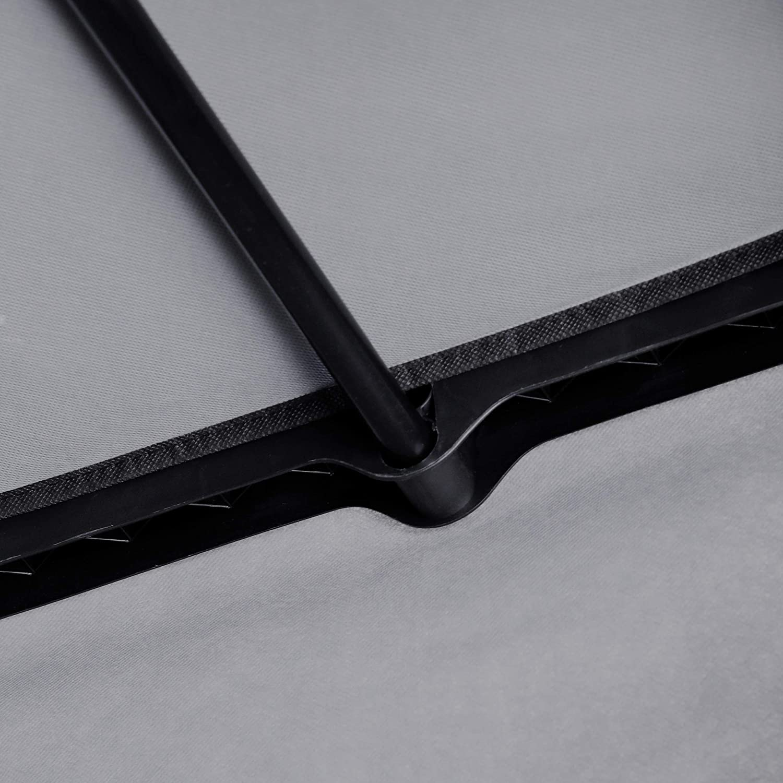 75 x 150 x 50 cm axentia Armadio in tessuto ca
