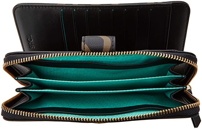 Amazon.com: Tous Billetera Kaos Classic, Womens Wallet ...