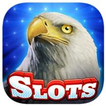 Liberty Wild Eagle Slots Casino: The Progressive American Way of Jackpot Bonus Slot Machines!