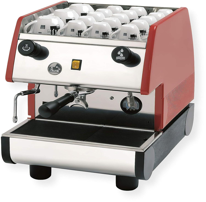 La Pavoni Pub 1em-r – 1 grupo comercial café capuchino máquina ...