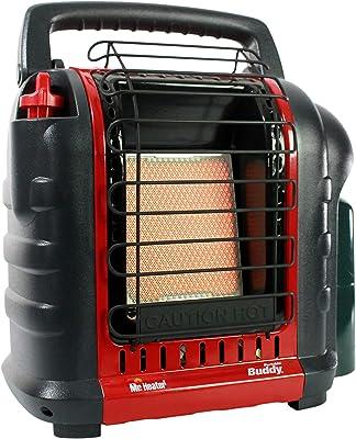 Safe Portable Propane Radiant Heater