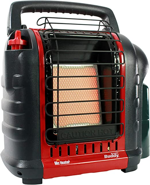 Portable Indoor Safe Propane Heater