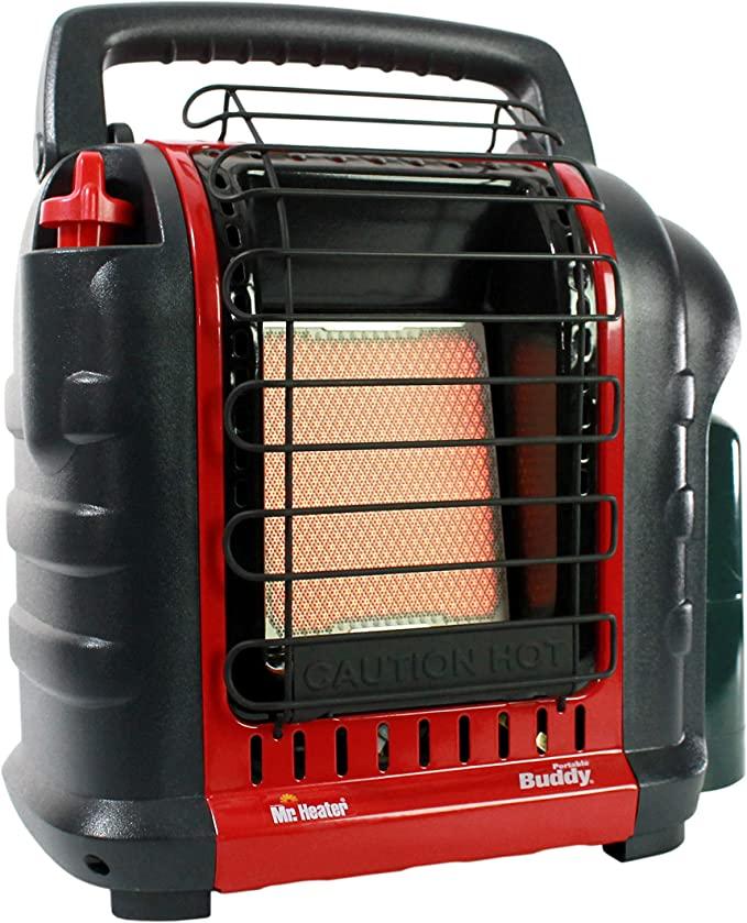 Mr. Heater F232000 MH9BX Buddy 4,000-9,000-BTU