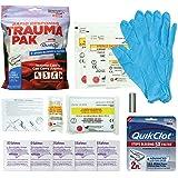 Adventure Medical Kits Rapid Response Trauma Pak with QuikClot