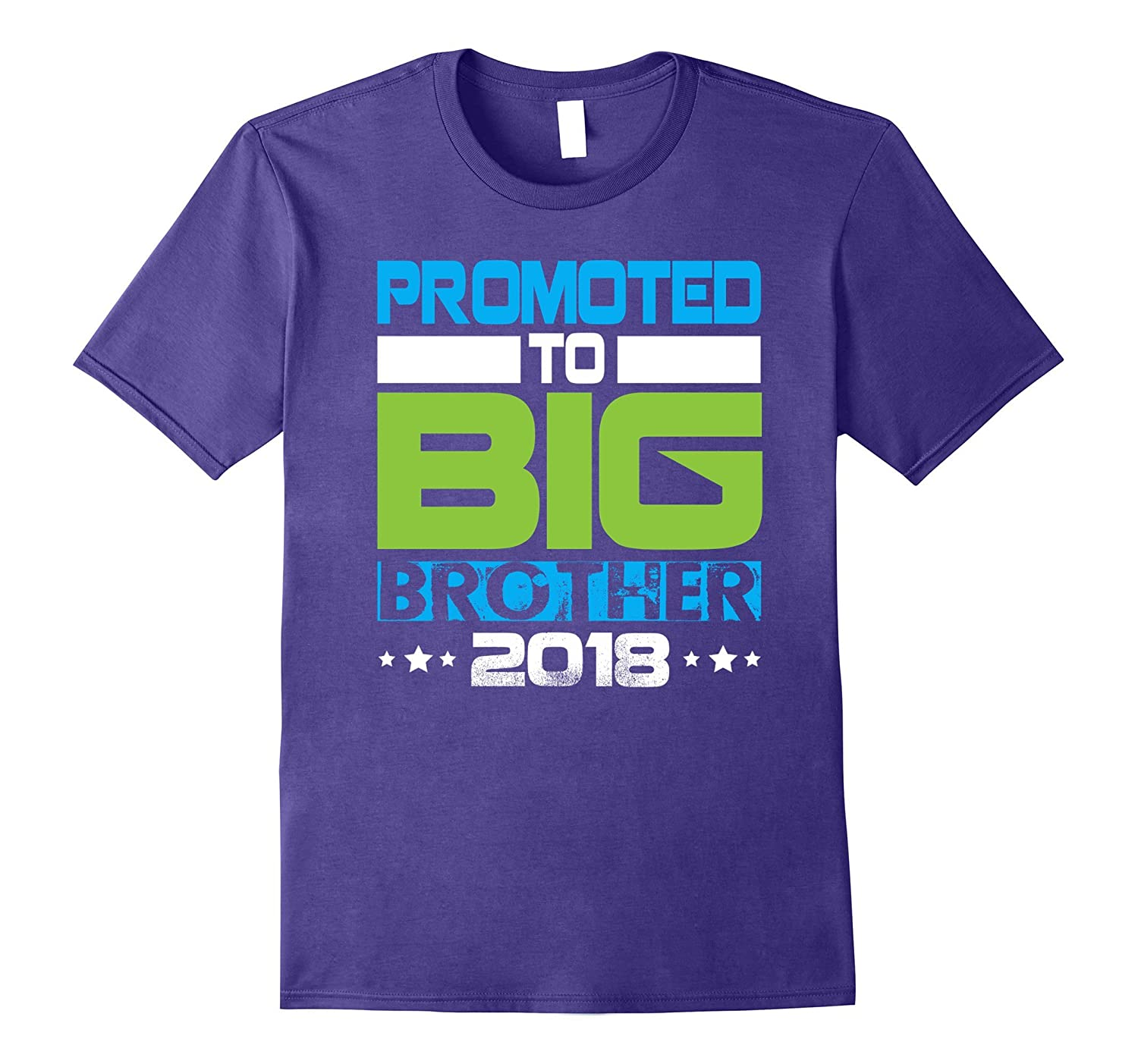 Promoted to Big Brother 2018 T-shirt – Tshirt for Men