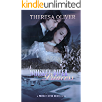 A Whiskey River Princess: Sweet Historical Romance (Whiskey River Brides Book 3)