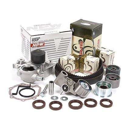 Amazon.com: 06-12 Subaru Saab 2.5 SOHC 16V EJ251 EJ253 Timing Belt Kit GMB Water Pump: Automotive