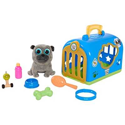 Puppy Dog Pals Groom and Go Pet Carrier - Bingo: Toys & Games
