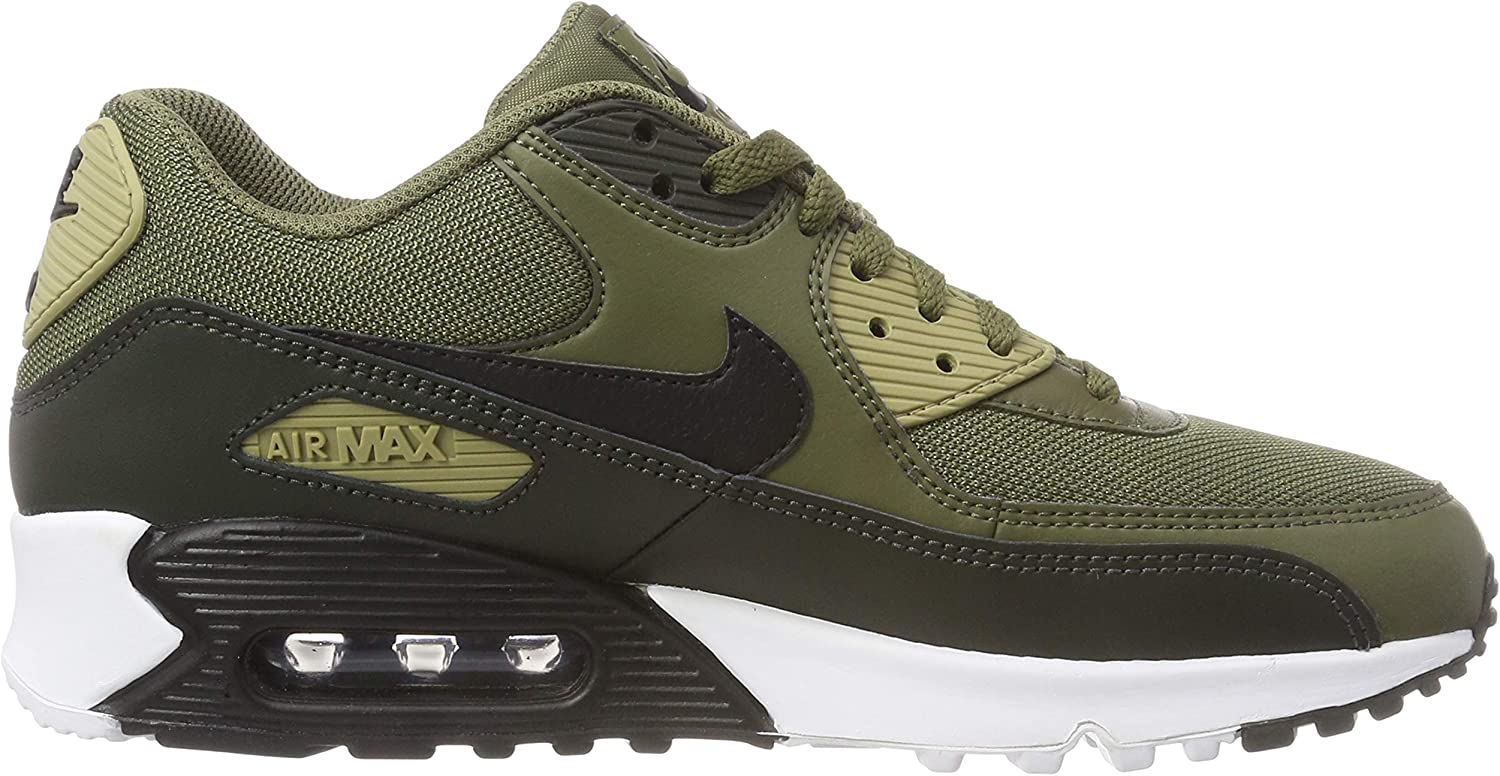 Chaussures de Running Entrainement Homme Nike Air Max 90 Essential ...