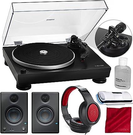Audio-Technica Consumer AT-LP5 Tocadiscos de Disco Directo (USB y ...