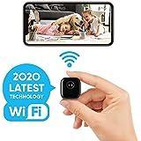 Lilexo Mini WiFi Camera - Wireless Small Home Security Camera
