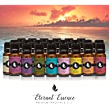 Gift Set of 32 Premium Fragrance Oils - Eternal Essence Oils