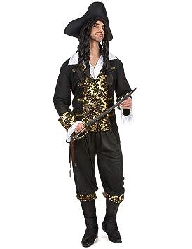 Disfraz de pirata hombre M / L: Amazon.es: Juguetes y juegos