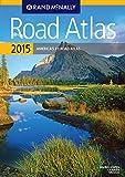 Rand Mcnally 2015 Road Atlas (Rand Mcnally Road Atlas: United States, Canada, Mexico)