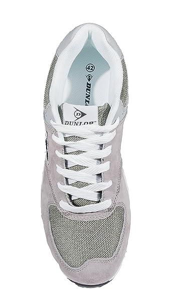 Piel de Ante y Mesh Dunlop DL0201026-45 Zapato Marino 45