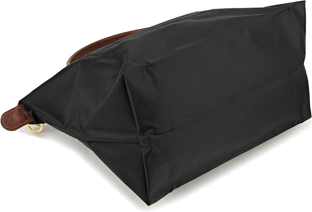 5482dd6c2fe1 ロンシャン(LONGCHAMP) ハンドバッグ 1621 089 001 ル・プリアージュ ブラック 黒 [並行