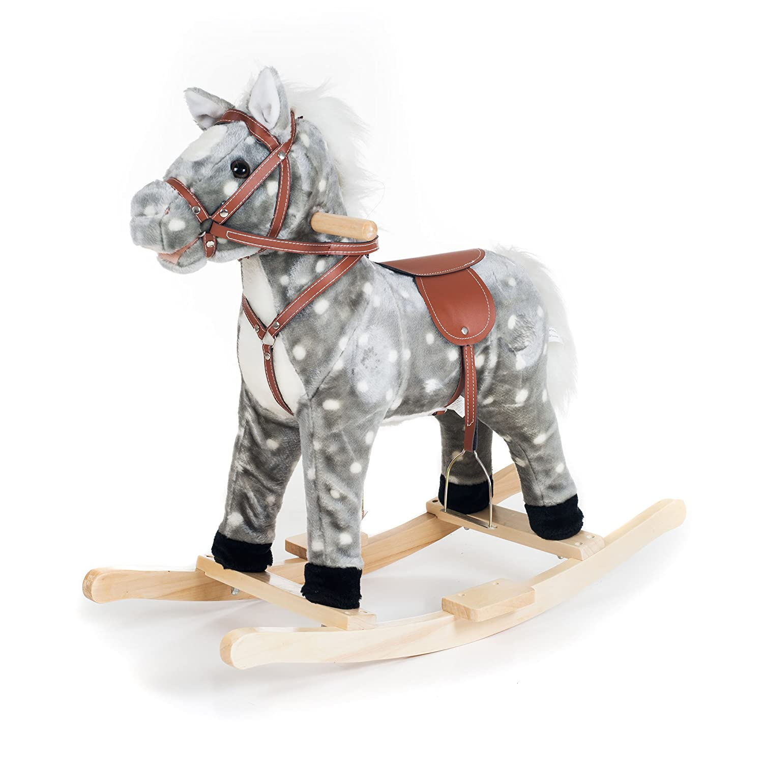 Top 9 Best Rocking Horses Toy Reviews in 2020 7