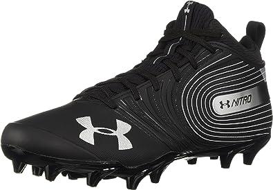 Nitro Mid MC Football Shoe