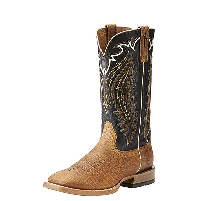 Amazon.com | ARIAT Men's Top Hand Western Boot | Industrial & Construction Boots