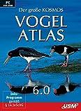 Der große Kosmos Vogelatlas 6.0  (DVD-ROM)