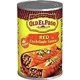 Old El Paso Enchilada Sauce Medium, Red, 10 oz (Pack of 12)