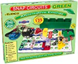 S.T.E.A.M. Line Toys Elenco Snap Circuits Green