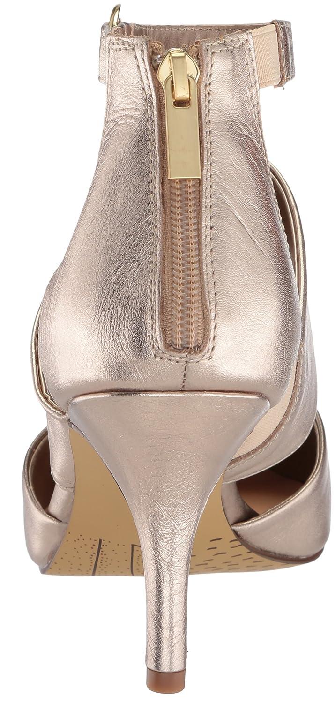 Bella Vita Women's Diana Pump B0781YXBX5 5 B(M) US|Champagne Leather