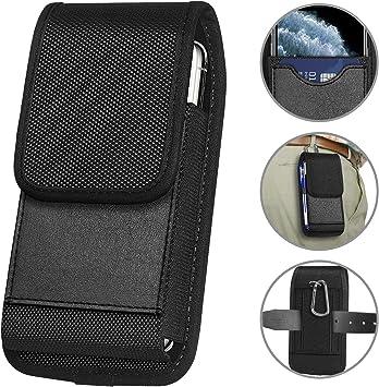 ykooe Funda para teléfono móvil, resistente funda para cinturón ...