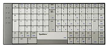 Teclado ergonómico TypeMatrix 2030 US Dvorak layout
