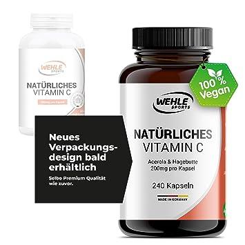 vitamine naturali di alta qualità