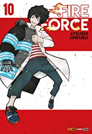 Fire Force Ed. 10