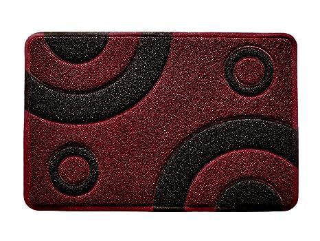 Amazon.com: Smartcatcher Bullseye Red Wine & Black Color Non Slip ...