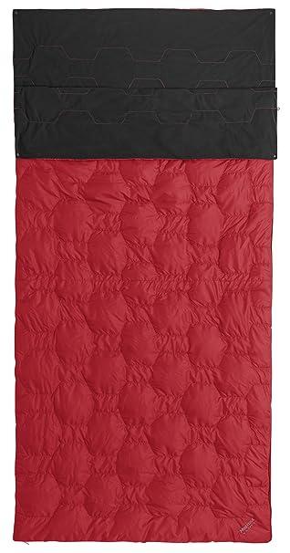 Marmot driclime yurt saco de dormir fire/,234x224cm negro: Amazon.es: Ropa y accesorios