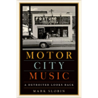 Motor City Music: A Detroiter Looks Back book cover