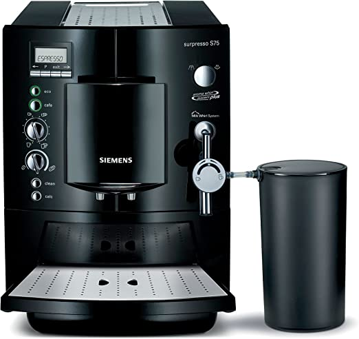Siemens TK 69009, Negro, 50/60 Hz, 220 - Máquina de café: Amazon ...