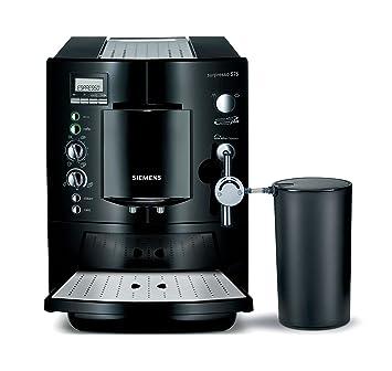 Siemens TK 69009, Negro, 50/60 Hz, 220 - Máquina de café: Amazon.es: Hogar