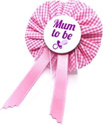 AnneSvea Orden - Mum to be pink rosa Babyshower Babyparty Geschenk Schwanger werdende Mutter Mom Bald Mama