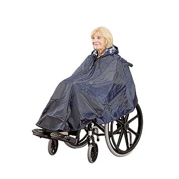 Homecraft - Poncho para silla de ruedas: Amazon.es: Salud y cuidado personal